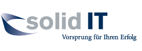 IT-Dienstleister Heilbronn – solid IT GmbH Logo